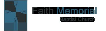 Faith Memorial Baptist Church Logo